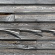 Weathered Barn Boards — Stock Photo