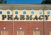 Pharmacy — Stock Photo