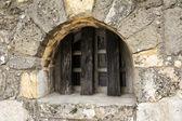 Fortified Window — Stock Photo