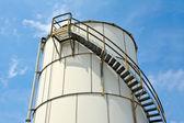 Industrial Storage Tank — Stock Photo