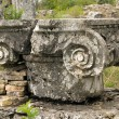 Archaeological reserve Nicopolis ad Istrum - Bulgaria — Stock Photo