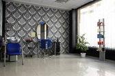 Interior do salão de beleza de luxo — Foto Stock