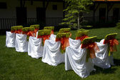 Wedding decoration — 图库照片