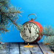 Stock Photo: New Year's decoration