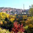 View from old town Veliko Tarnovo in Bulgaria — Stock Photo #42457097