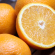 Fresh oranges — Stock Photo #13629056
