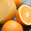 Royalty-Free Stock Photo: Fresh orange juice