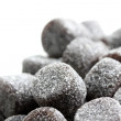 Salty licorice drops — Stock Photo