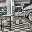 A launderette as a hdr picture — Stock Photo