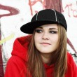 Urban Teenager Young Woman - Lizenzfreies Foto