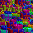 Tons Of Presents — Stock Photo