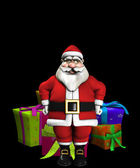 Its Christmas Present Time — Stock Photo