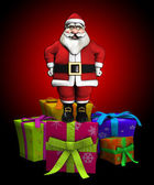 Its Christmas Present Time — Foto Stock