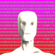 Binary Artificial Intelligence — Stock Photo #17980813