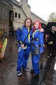 Sci Fi London Parade 2012 29th April 2012 — Stock Photo