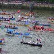 Stock Photo: The Diamond Jubilee Pageant To Mark The Queens Diamond Jubilee 3