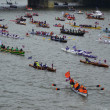 Stock Photo: Diamond Jubilee Pageant To Mark Queens Diamond Jubilee 3