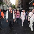 Celebrate World Zombie Day London 2012 - 图库照片