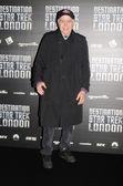 Walter Koenig at Destination Star Trek in London Docklands 19th October — Stock Photo