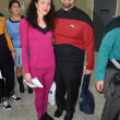 Costumed At Destination Star Trek In  London Docklands October 20th, 2012 — Stock Photo