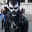 Attending The World Zombie Day 2012 In Central London October 13th — Stock Photo