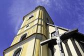 Church of Wierzchowice — Stock Photo