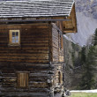 Mountain Chalet — Stock Photo #16997659