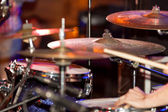 Drumset — Stock Photo