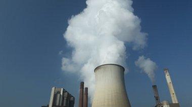 Power Plant 17 — Stock Video