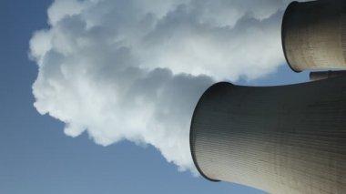 Power Plant 10 — Stock Video