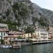 View to the lake Garda — Stock Photo