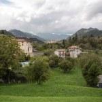 Italian village — Stock Photo