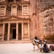 Petra Treasury — Stock Photo #26815961