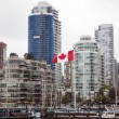 Vancouver water front — Stock Photo #27436615
