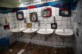 Toilet of Modern Art — Stock Photo