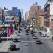 Stock Photo: streets of new york