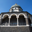 Mount of Beatitudes chapel — Foto Stock #35924837
