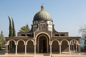 Mount of Beatitudes chapel — Foto Stock