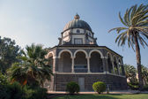 Mount of Beatitudes chapel — Fotografia Stock