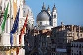 Basilica di Santa Maria della Salute — Stock Photo