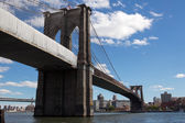 Brooklynský most — Stock fotografie