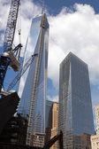 World Trade center building, New York  — Stock Photo