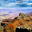 Colorful Grand Canyon — Stock Photo