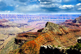 Colorful Grand Canyon — Foto Stock