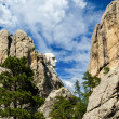 Mount Rushmore National Memorial, South Dakota — Stock Photo