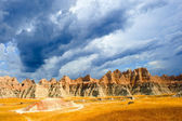 South dakota badlands — Stockfoto