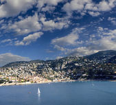 Le port de villefranche — Photo