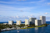Port everglades in fort lauderdale — Stockfoto