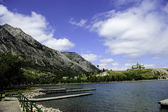 Prince of Wales Hotel Waterton Lakes — Foto de Stock