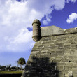 Castillo de San Marcos St. Augustine Florida — Stock Photo